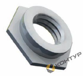 Гайка резьбовая запрессовочная (тип TR -F - нержавеющая сталь)