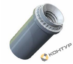 Гайка резьбовая запрессовочная (тип TR-В - углеродистая сталь)