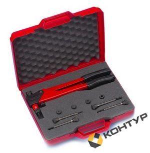 Заклепочник ручной EXTRA-KJ21 для резьбовых заклепок М6