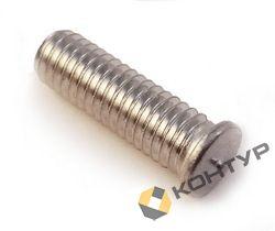 Шпилька приварная резьбовая (алюминий AlMg3)