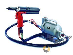 Заклепочник пневмогидравлический KJ70 для резьбовых заклёпок