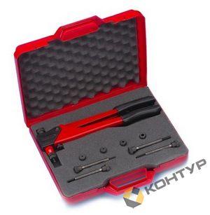 Заклепочник ручной EXTRA-KJ21 для резьбовых заклёпок