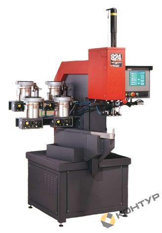 Запрессовочная машина Haeger 824 OneTouch-3 Multi Bowl Hardware