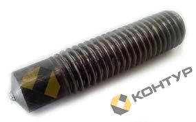 Приварная шпилька резьбовая ARC тип RD с алюминиевым кончиком (малоуглеродистая сталь)