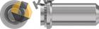 Гайка резьбовая запрессовочная (тип ВS - нержавеющая сталь)