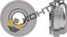 Гайка резьбовая запрессовочная (тип АS, углеродистая сталь)